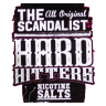 The Scandalist Hardhitters Salt жидкость