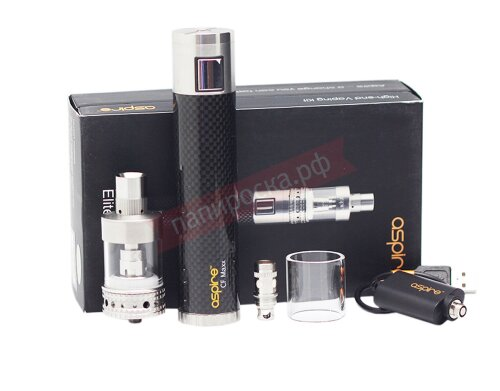 Набор: Aspire Elite Kit ( Aspire CF MAXX 50W + Aspire Atlantis Mega ) - фото 1