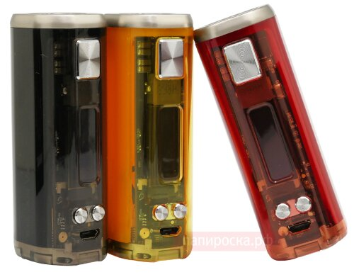 WISMEC Sinuous V80 - боксмод - фото 1