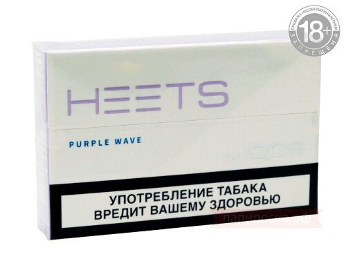 Purple label Heets - стики для IQOS - фото 1