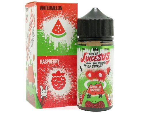 Watermelon Raspberry - Nur Vape Juicesus - фото 1