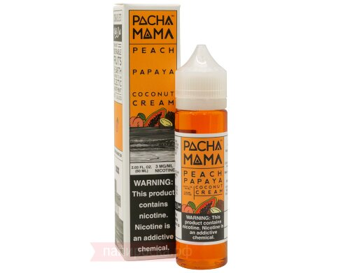 Peach Papaya Coconut Cream - Pachamama - фото 1