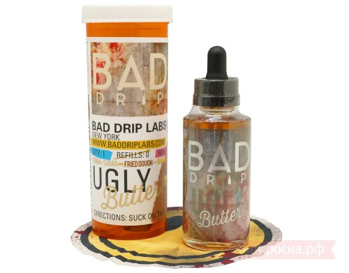 Ugly Butter - Bad Drip  - фото 1
