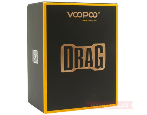 VOOPOO Drag Mini 117W - набор - фото 15