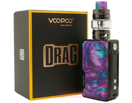 VOOPOO Drag Mini 117W - набор - фото 16