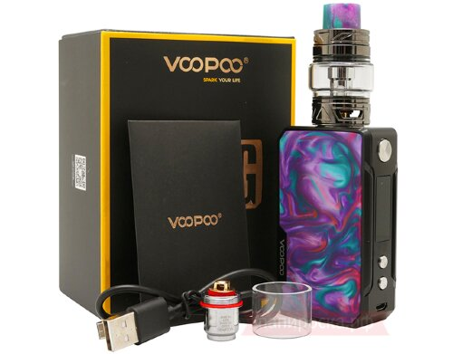 VOOPOO Drag Mini 117W - набор - фото 2