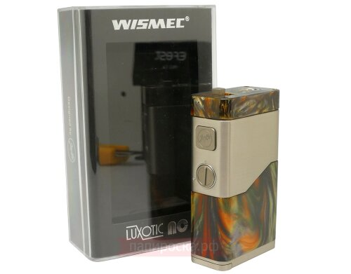 Wismec Luxotic NC - боксмод - фото 2