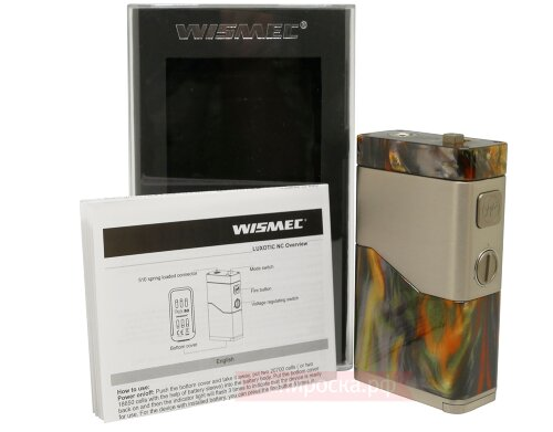 Wismec Luxotic NC - боксмод - фото 3