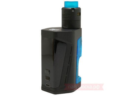 Vandy Vape Pulse Dual 18650 Squonk Kit - набор - фото 7