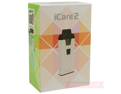 Eleaf iCare 2 Kit (650mAh) - набор - фото 15