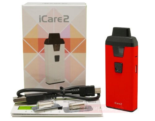 Eleaf iCare 2 Kit (650mAh) - набор - фото 3