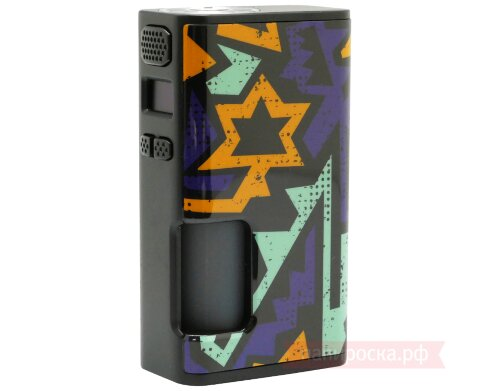 WISMEC Luxotic Surface 80W - боксмод - фото 4