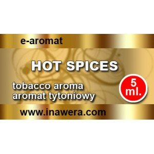 IW HOT SPICES - фото 1