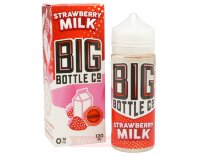 Жидкость Strawberry Milk - Big Bottle