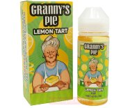 Lemon Tart - Granny's Pie