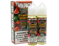 Жидкость Strawberry Watermelon - Candy King Twin Pack