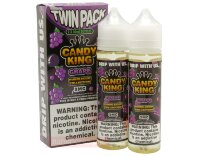 Жидкость Grape - Candy King Twin Pack