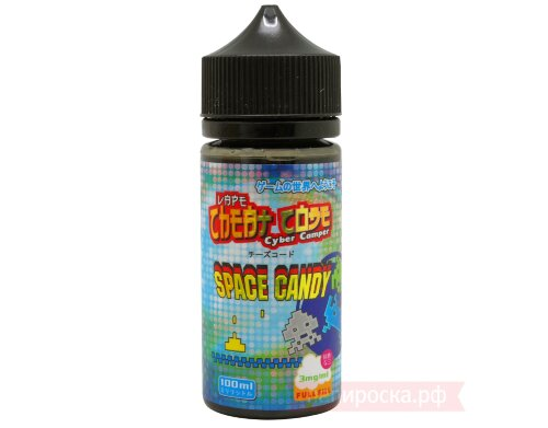 Space Candy (Raspberry chewing candy) - CHEAT CODE - фото 2