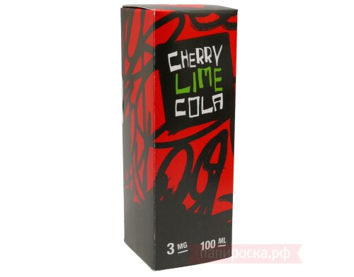 Cherry Lime Cola - Juice Man - фото 2