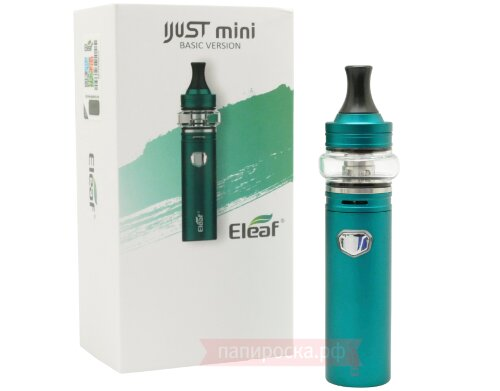 Eleaf iJust Mini (1100mAh) - набор - фото 12