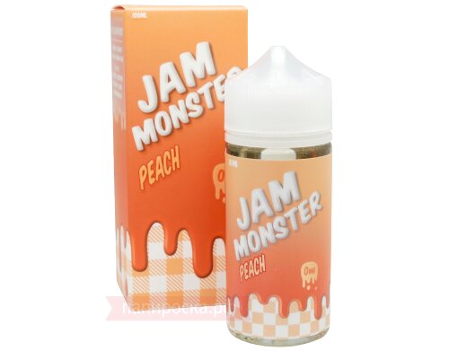 Peach - Jam Monster - фото 1
