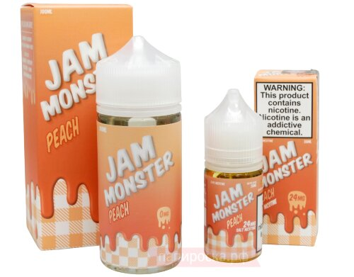 Peach - Jam Monster - фото 2