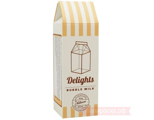 Bubble Milk - The Milkman Delights - фото 2